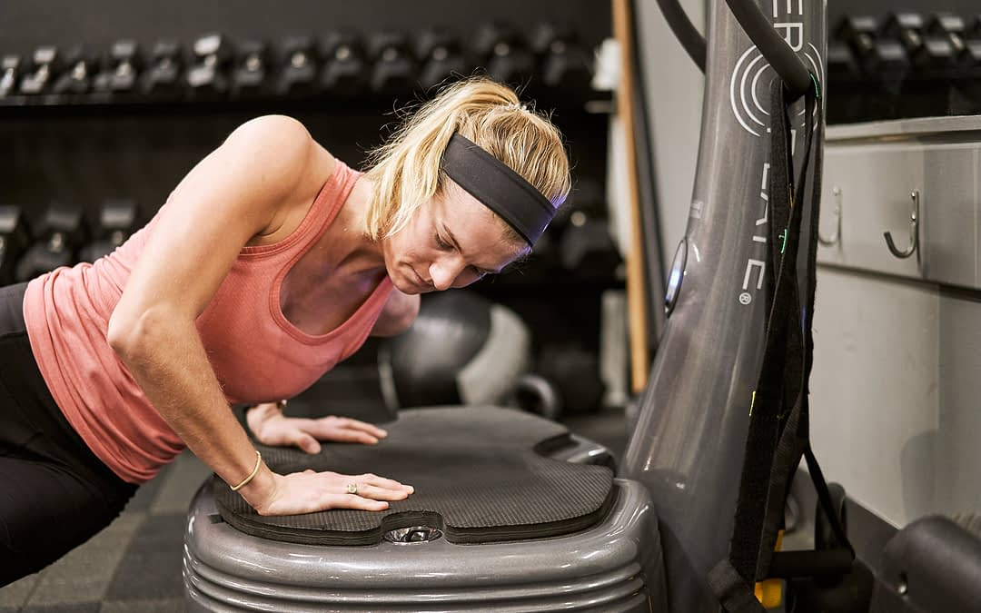 What The Power Plate Can Do For You